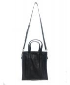 BALENCIAGA(バレンシアガ)の古着「バザールショッパートートバッグ」|ブラック