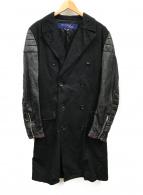 JUNYA WATANABE MAN(ジュンヤワタナベマン)の古着「トレンチコート」|ブラック