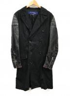 JUNYA WATANABE MAN(ジュンヤワタナベマン)の古着「トレンチコート」 ブラック
