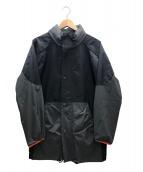 JULIEN DAVID(ジュリアンデイヴィッド)の古着「ナイロンジャケット」|ブラック