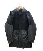 JULIEN DAVID(ジュリアンデイヴィット)の古着「ナイロンジャケット」 ブラック