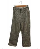 45R(フォーティファイブアール)の古着「1000デニム908パンツ」|ヒッコリー
