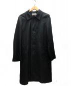 ROBE DE CHAMBRE COMME DES GARCONS(ローブドシャンブル コムデギャルソン)の古着「ステンカラーコート」 ブラック