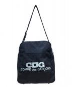 CDG(シーディージー)の古着「ショルダーバッグ」 ネイビー