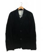 VISVIM(ヴィスヴィム)の古着「テーラードジャケット」|ブラック