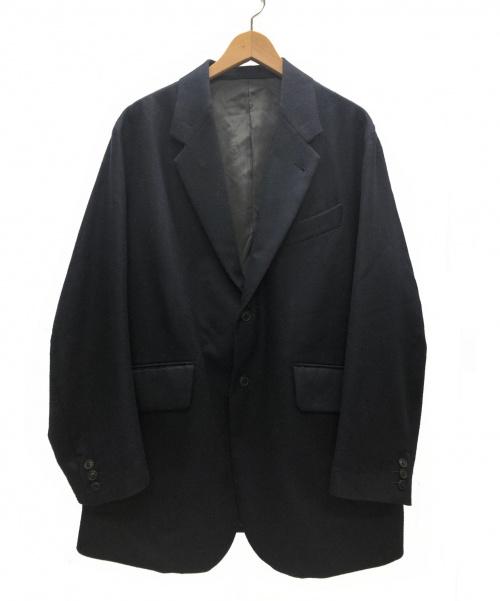 URU(ウル)URU (ウル) オーバージャケット ネイビー サイズ:下記参照の古着・服飾アイテム