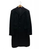 Paul Smith London(ポールスミスロンドン)の古着「チェスターコート」|ブラック