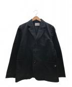 WEIRDO(ウィアード)の古着「3Bジャケット」 ブラック
