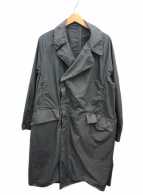 TEATORA(テアトラ)の古着「デバイスコート」|グレー
