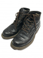 WHITES BOOTS(ホワイツ ブーツ)の古着「セミドレスブーツ」|ブラック