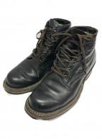 WHITES BOOTS(ホワイツ ブーツ)の古着「セミドレスブーツ」 ブラック