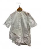 MM6(エムエムシックス)の古着「半袖シャツ」|ホワイト