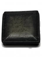 Berluti(ベルルッティ)の古着「オリジンレザーコインケース」|ブラック