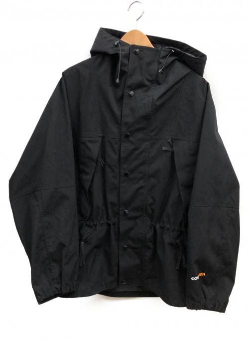 H BEAUTY&YOUTH(エイチ ビューティアンドユース)H BEAUTY&YOUTH (エイチ ビューティアンドユース) ジャケット ブラック サイズ:S 12251158759 <H>NYLON ANORAK/の古着・服飾アイテム