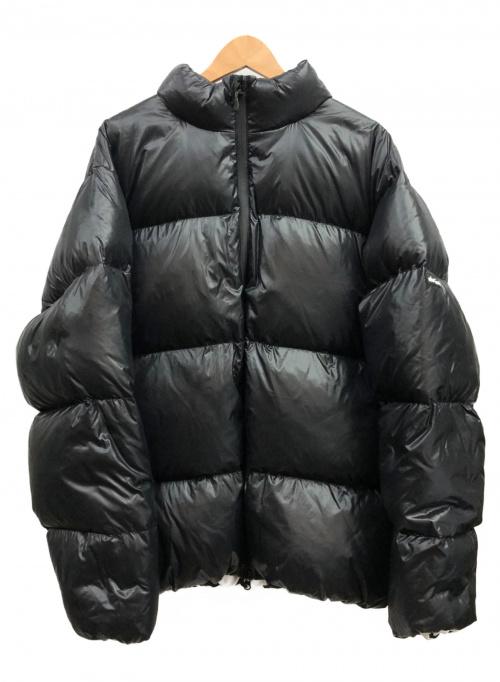 DELUXE × WILD THINGS(デラックス×ワイルドシングス)DELUXE × WILD THINGS (デラックス×ワイルドシングス) ダウンジャケット ブラック サイズ:XLの古着・服飾アイテム