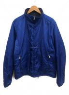 PRADA SPORTS(プラダスポーツ)の古着「中綿リバーシブルブルゾン」|ブルー