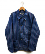 Engineered Garments WORKADAY(エンジニアドガーメンツ ワーカデイ)の古着「ユニティ-ジャケット」|ブルー