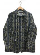 Needles Sportswear(ニードルズスポーツウェア)の古着「トレーニングジャケット」|スカイブルー
