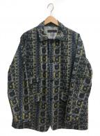Needles sportswear(ニードルズスポーツウェア)の古着「トレーニングジャケット」 スカイブルー