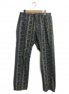 Needles Sportswear(ニードルズスポーツウェア)の古着「トレーニングトラックパンツ」|スカイブルー
