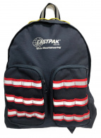 White Mountaineering × EASTPAK(ホワイトマウンテニアリング×イーストパック)の古着「リフレクターデイパック」|ネイビー