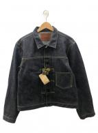 Muller & Bros(ミューラーアンドブロス)の古着「デニムジャケット」 インディゴ