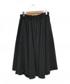 GROUND Y(グラウンドワイ)の古着「サークルパンツ」 ブラック
