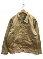 WILLY CHAVARRIA(ウィリーチャバリア)の古着「ワークジャケット」|ベージュ