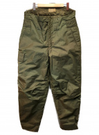 US NAVY(ユーエスネイビー)の古着「50'sUS NAVYサブマリンデッキパンツ」|カーキ