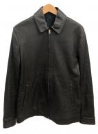 Ron Herman(ロンハーマン)の古着「シングルライダースジャケット」|ブラック