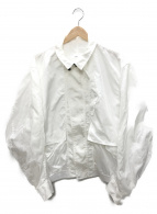 TOGA VIRILIS(トーガ ヴィリリース)の古着「ナイロンブルゾン」 ホワイト
