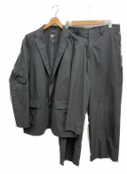 NEUTRALWORKS(ナチュラルワークス)の古着「セットアップスーツ」|ブラック