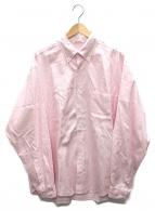 AURALEE(オーラリー)の古着「ボタンダウンシャツ」|ピンク