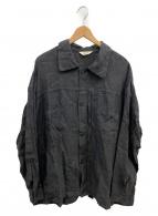 maanak(マナク)の古着「セカンドタイプ Gジャケット」|ブラック