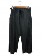 IROQUOIS(イロコイ)の古着「イージーパンツ」 ブラック