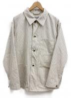Engineered Garments(エンジニアドガーメンツ)の古着「ユニティジャケット」|ホワイト