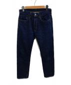 LEVIS VINTAGE CLOTHING(リーバイス ヴィンテージクロージング)の古着「501XX 1947ヴィンテージ復刻デニムパンツ」 インディゴ