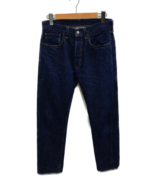 LEVIS VINTAGE CLOTHING(リーバイス ヴィンテージクロージング)LEVIS VINTAGE CLOTHING (リーバイス ヴィンテージクロージング) 501XX 1947ヴィンテージ復刻デニムパンツ インディゴ サイズ:33 47501-0117の古着・服飾アイテム