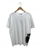 WIND AND SEA(ウィンダンシー)の古着「プリントTシャツ」|ホワイト
