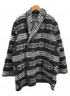 GLAD HAND(グラッドハンド)の古着「スピリッツハートジャケット」 ブラック