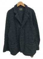 GLAD HAND(グラッドハンド)の古着「アイランドジャケット」 ブラック