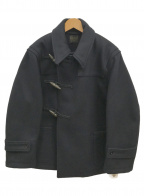 GLAD HAND(グラッドハンド)の古着「ロイアルグラッデンロングコート」 ネイビー