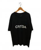 CHRISTIAN DADA(クリスチャンダダ)の古着「ロゴポケットTシャツ」 ブラック
