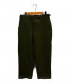 US ARMY(ユーエスアーミー)の古着「50's M-1951フィールド・パンツ」|オリーブ