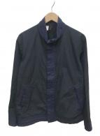 N.HOOLYWOOD(エヌハリウッド)の古着「ポリスイングトップ」|ブラック×ネイビー