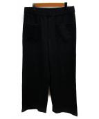 SUNSEA(サンシー)の古着「スーパーリラックスパンツ」|ネイビー