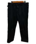 PHINGERIN(フィンガリン)の古着「ボンテージパンツ」|インディゴ
