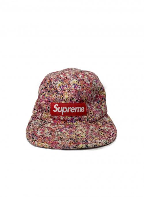 SUPREME(シュプリーム)Supreme (シュプリーム) リバティーキャップ レッド LIBERTY Camp Capの古着・服飾アイテム