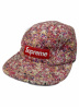 Supreme (シュプリーム) リバティーキャップ レッド LIBERTY Camp Cap:5800円