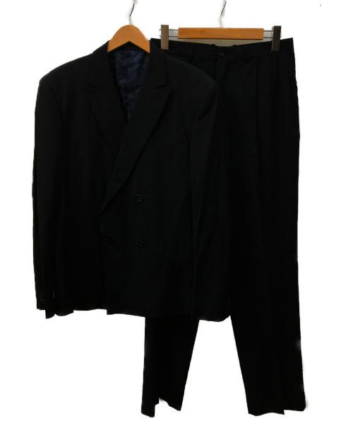 ARMANI COLLEZIONI(アルマーニ コレツィオーニ)ARMANI COLLEZIONI (アルマーニコレツォーニ) ダブルセットアップスーツ ネイビー サイズ:下記参照の古着・服飾アイテム